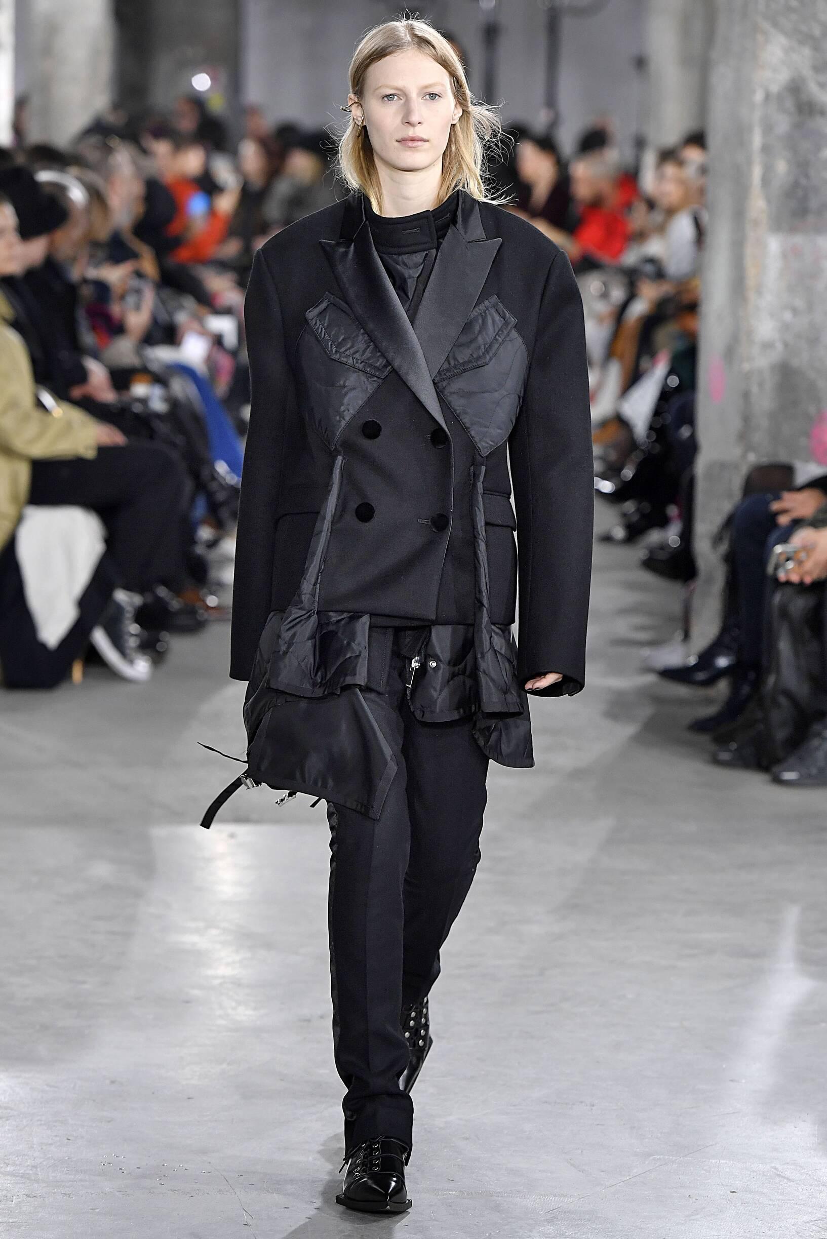 Womenswear Winter Sacai 2019