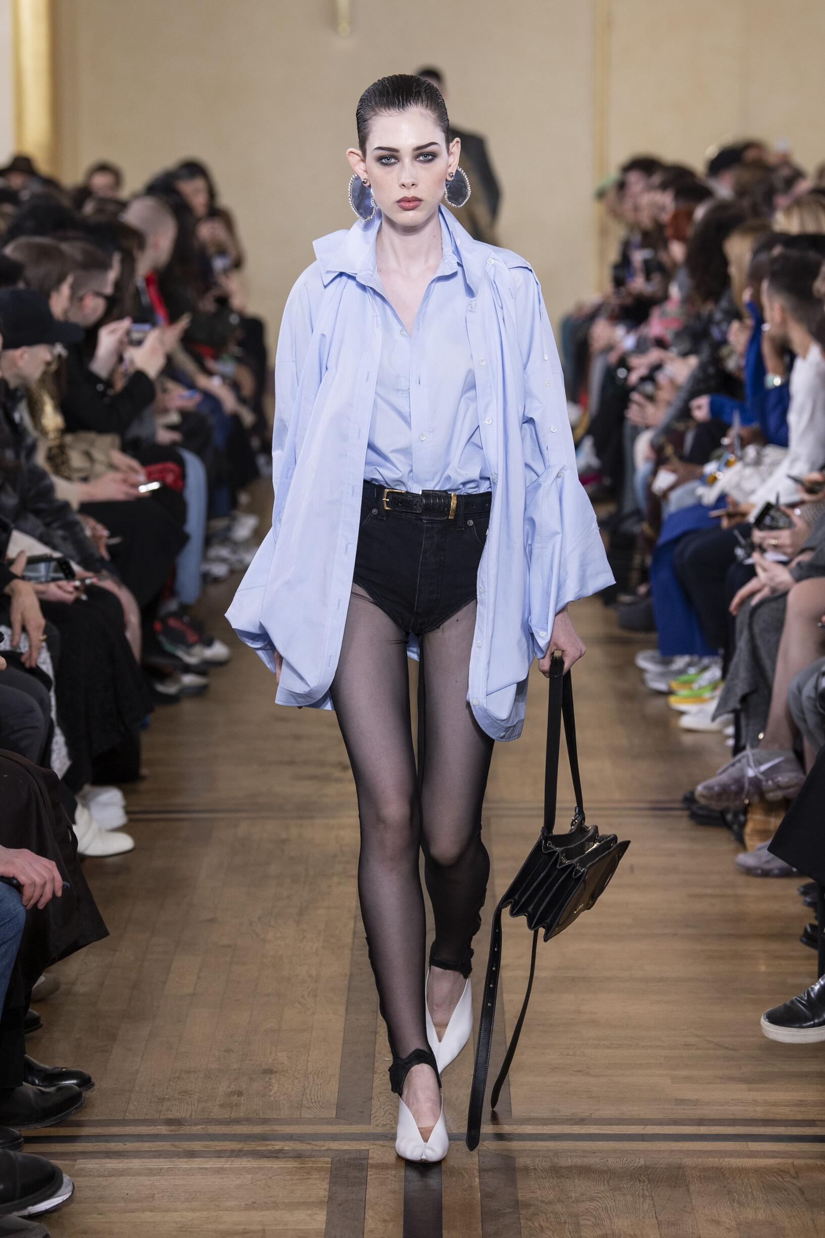 Y/Project Fall Winter 2019 Womens Collection Paris Fashion Week