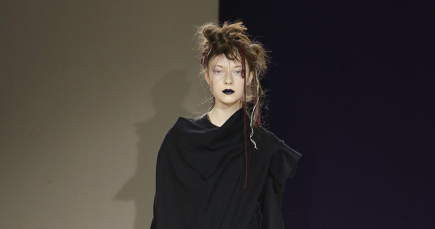 Yohji Yamamoto Fashion Show FW 2019 Paris