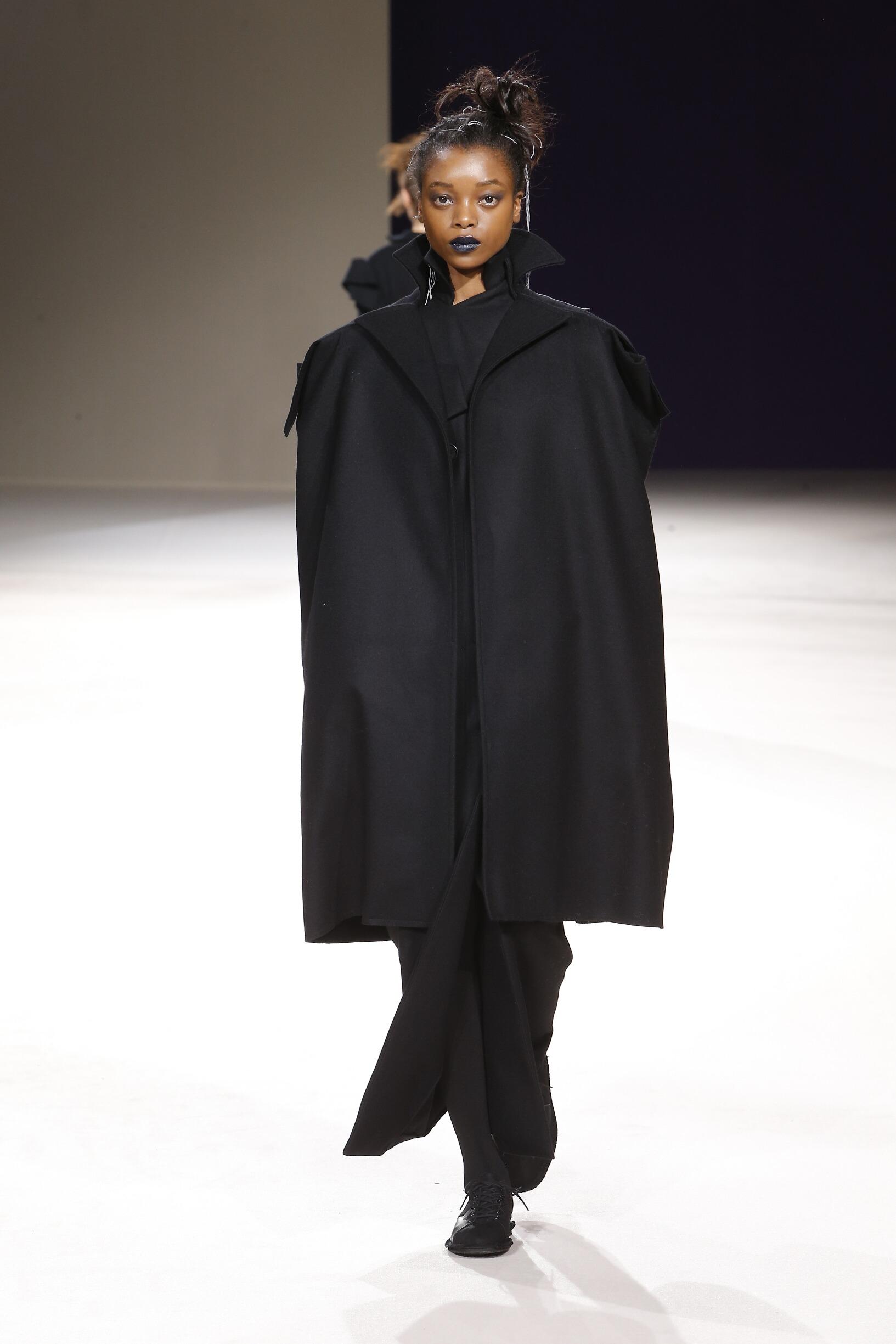 Yohji Yamamoto Woman 2019