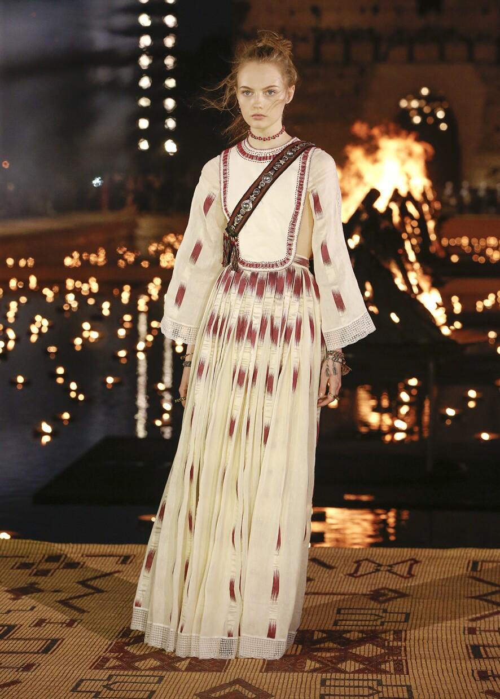 Dior Cruise 2020 Collection Look 10 - Marrakesh