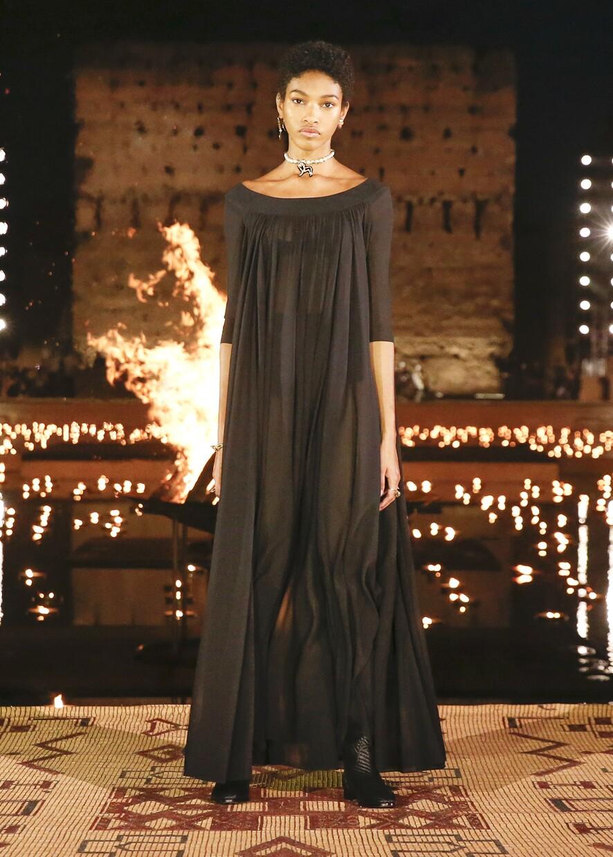 Dior Cruise 2020 Collection Look 100 - Marrakesh