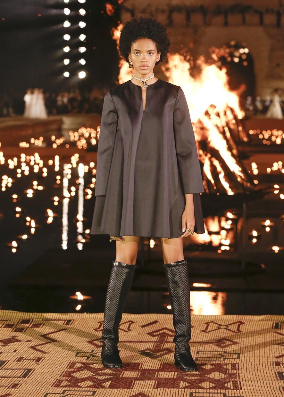 Dior Cruise 2020 Collection Look 101 - Marrakesh