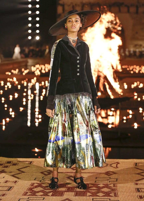Dior Cruise 2020 Collection Look 102 - Marrakesh