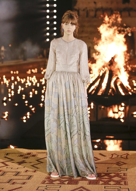Dior Cruise 2020 Collection Look 107 - Marrakesh
