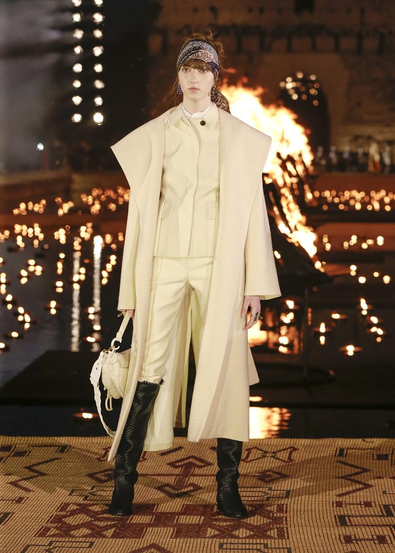 Dior Cruise 2020 Collection Look 11 - Marrakesh