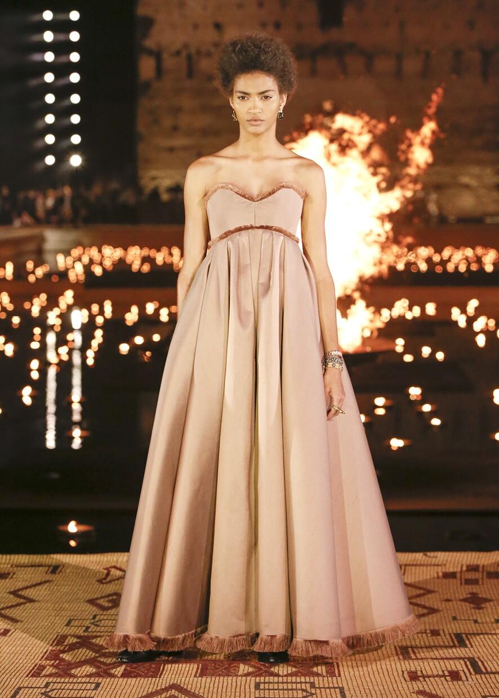 Dior Cruise 2020 Collection Look 110 - Marrakesh