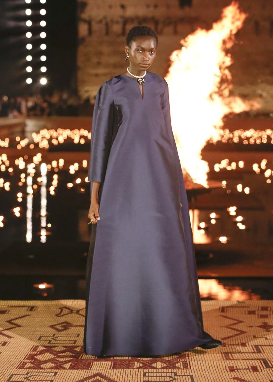 Dior Cruise 2020 Collection Look 111 - Marrakesh