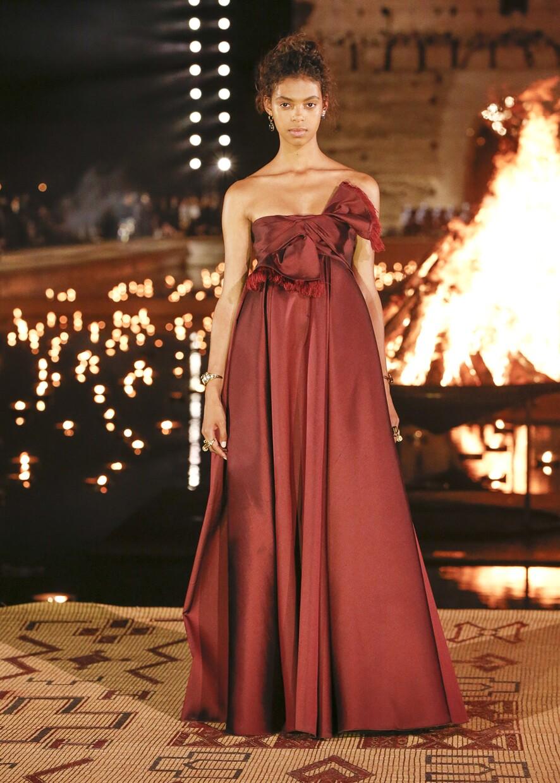 Dior Cruise 2020 Collection Look 112 - Marrakesh