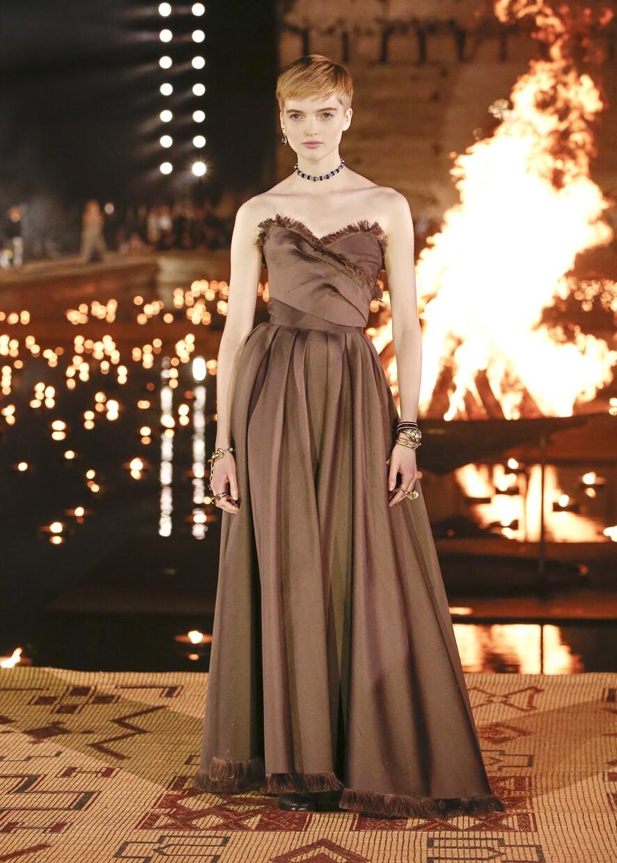 Dior Cruise 2020 Collection Look 113 - Marrakesh