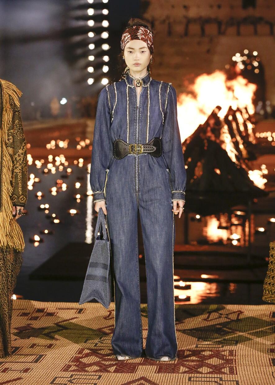 Dior Cruise 2020 Collection Look 19 - Marrakesh