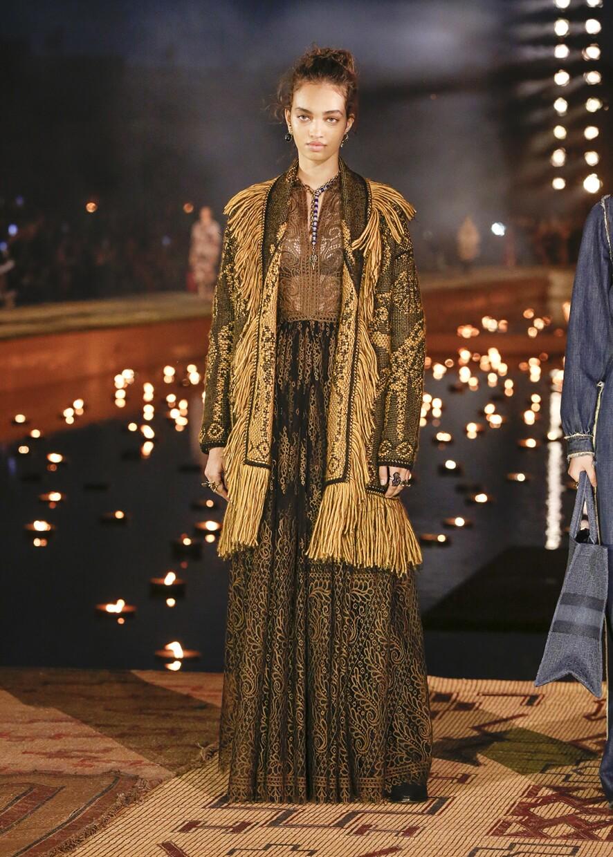 Dior Cruise 2020 Collection Look 20 - Marrakesh