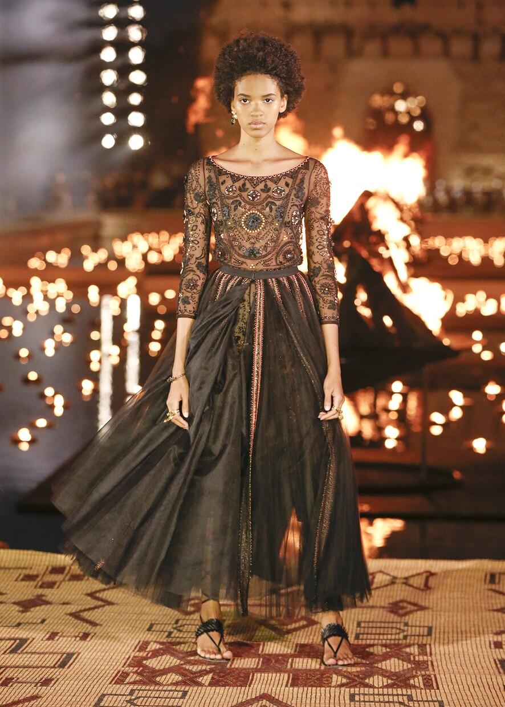 Dior Cruise 2020 Collection Look 23 - Marrakesh