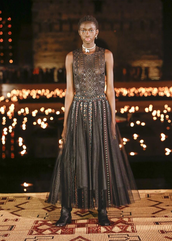 Dior Cruise 2020 Collection Look 24 - Marrakesh