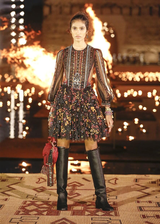 Dior Cruise 2020 Collection Look 26 - Marrakesh