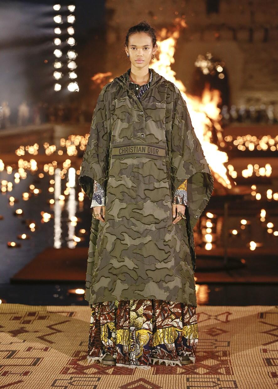 Dior Cruise 2020 Collection Look 27 - Marrakesh