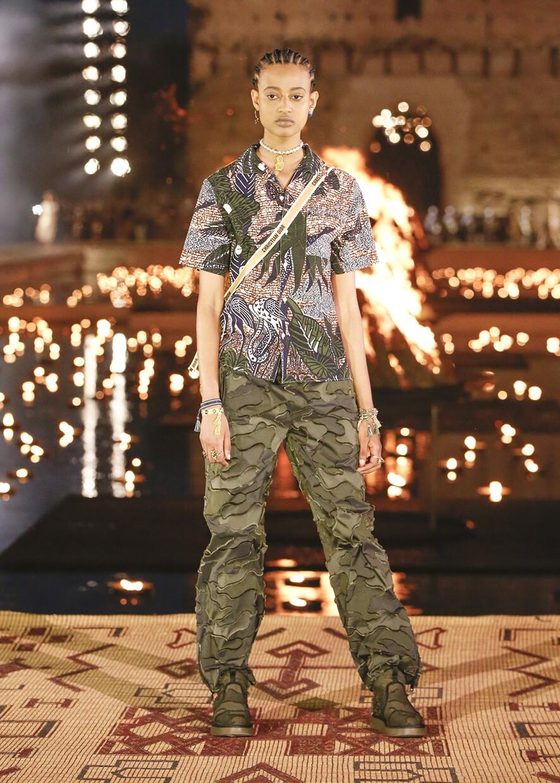 Dior Cruise 2020 Collection Look 28 - Marrakesh