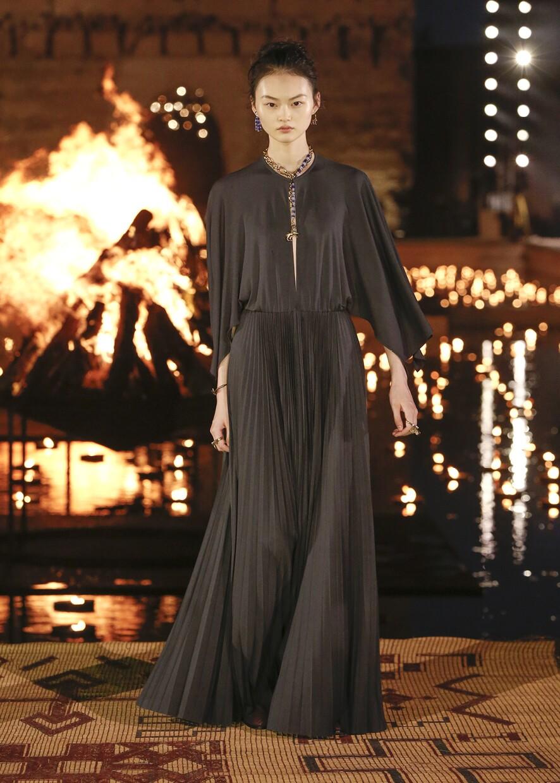 Dior Cruise 2020 Collection Look 29 - Marrakesh