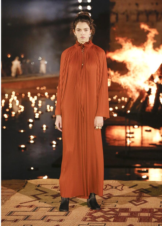 Dior Cruise 2020 Collection Look 30 - Marrakesh