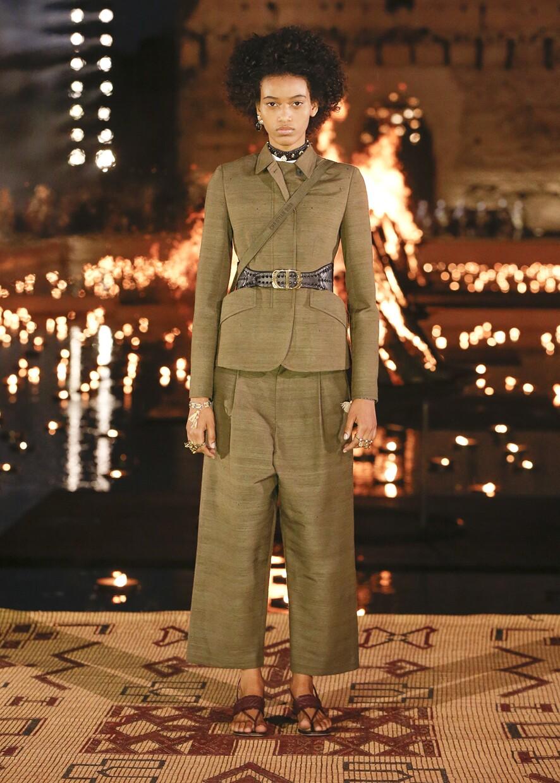 Dior Cruise 2020 Collection Look 31 - Marrakesh