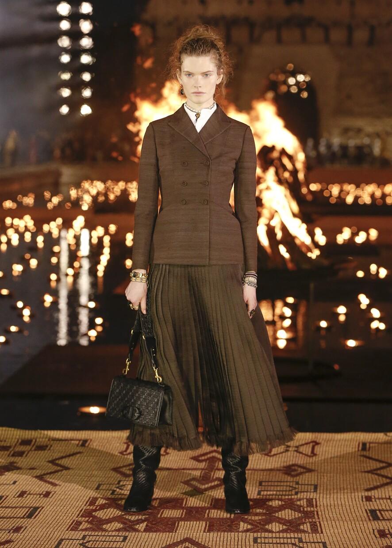 Dior Cruise 2020 Collection Look 32 - Marrakesh