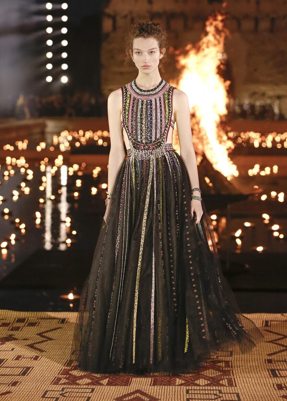 Dior Cruise 2020 Collection Look 36 - Marrakesh