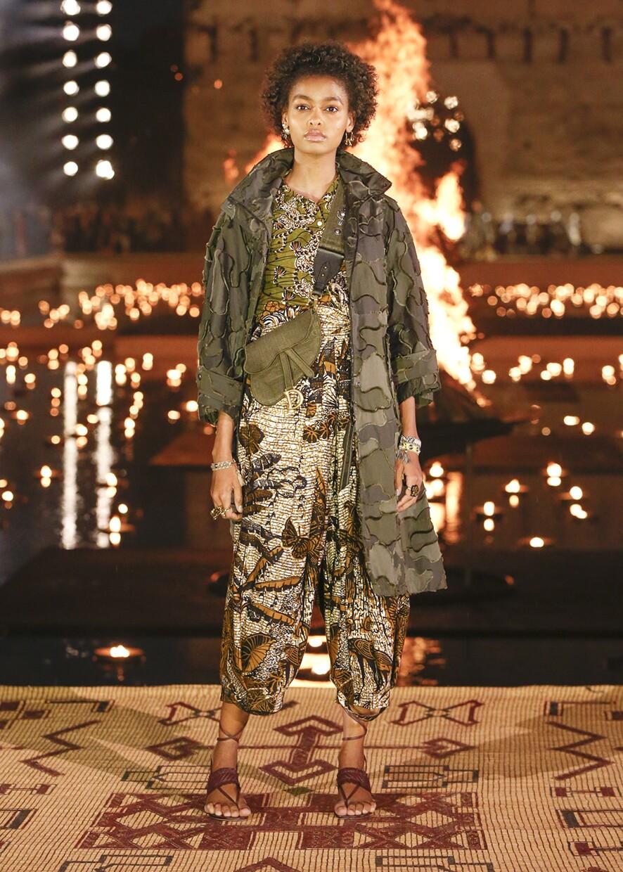 Dior Cruise 2020 Collection Look 37 - Marrakesh