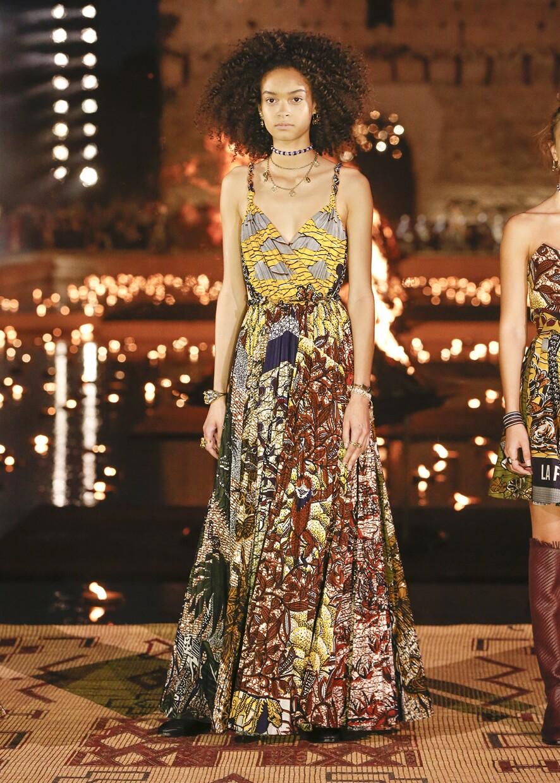 Dior Cruise 2020 Collection Look 39 - Marrakesh