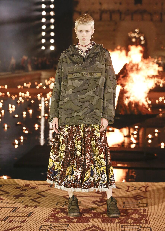 Dior Cruise 2020 Collection Look 42 - Marrakesh