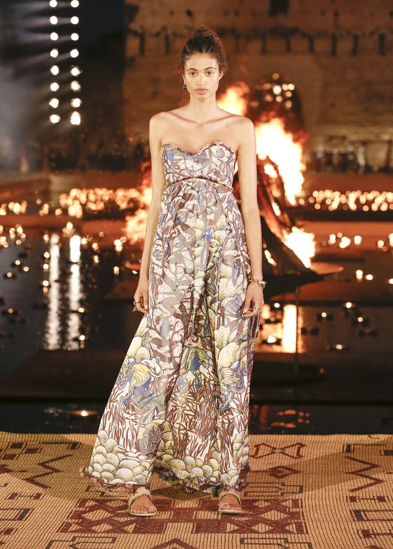 Dior Cruise 2020 Collection Look 43 - Marrakesh
