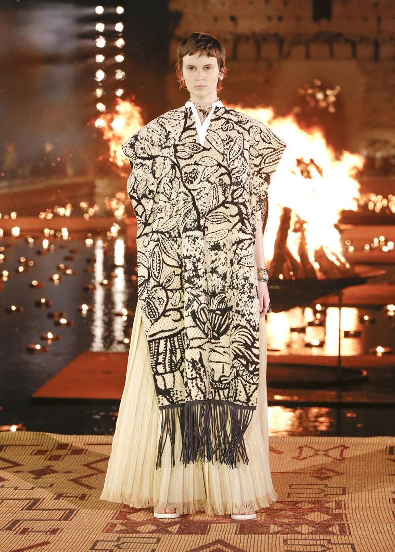 Dior Cruise 2020 Collection Look 44 - Marrakesh