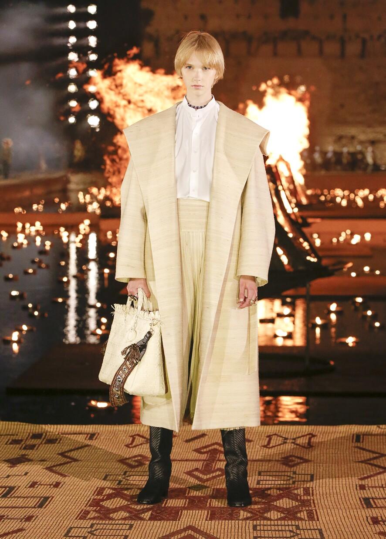 Dior Cruise 2020 Collection Look 45 - Marrakesh