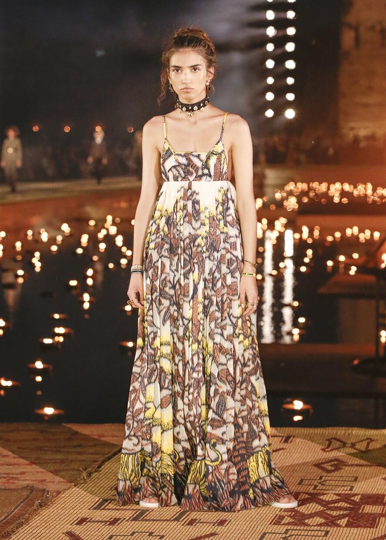 Dior Cruise 2020 Collection Look 47 - Marrakesh