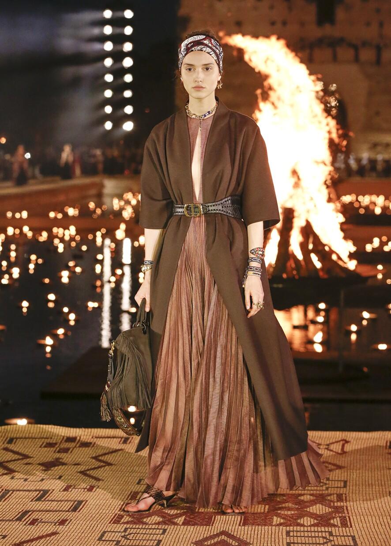 Dior Cruise 2020 Collection Look 48 - Marrakesh