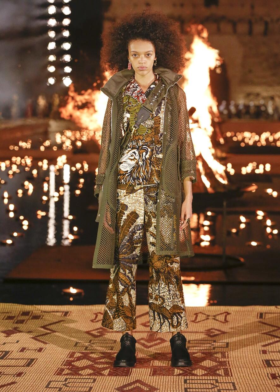 Dior Cruise 2020 Collection Look 50 - Marrakesh