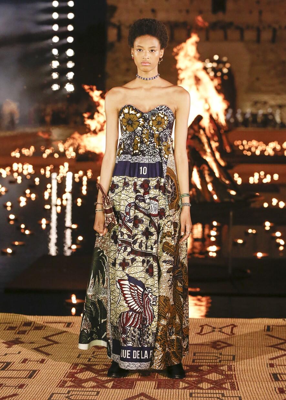 Dior Cruise 2020 Collection Look 51 - Marrakesh