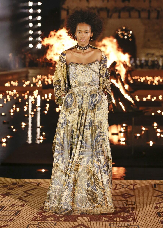 Dior Cruise 2020 Collection Look 52 - Marrakesh