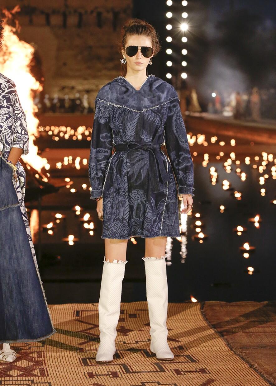 Dior Cruise 2020 Collection Look 54 - Marrakesh
