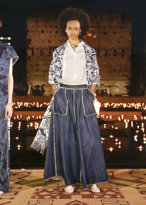 Dior Cruise 2020 Collection Look 55 - Marrakesh