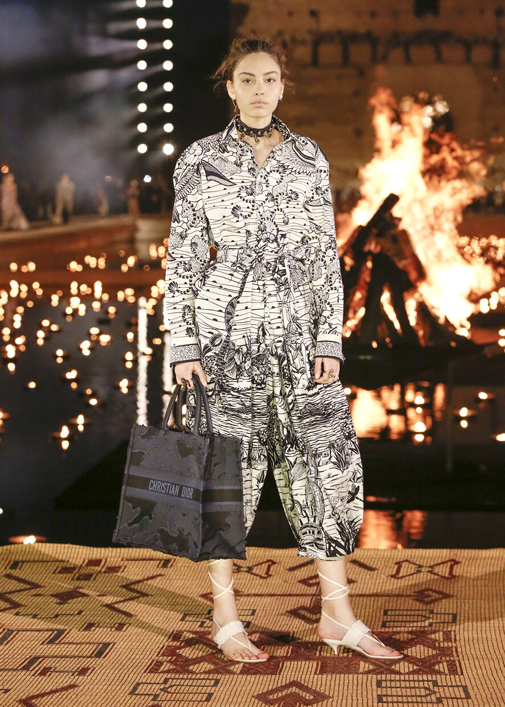 Dior Cruise 2020 Collection Look 57 - Marrakesh