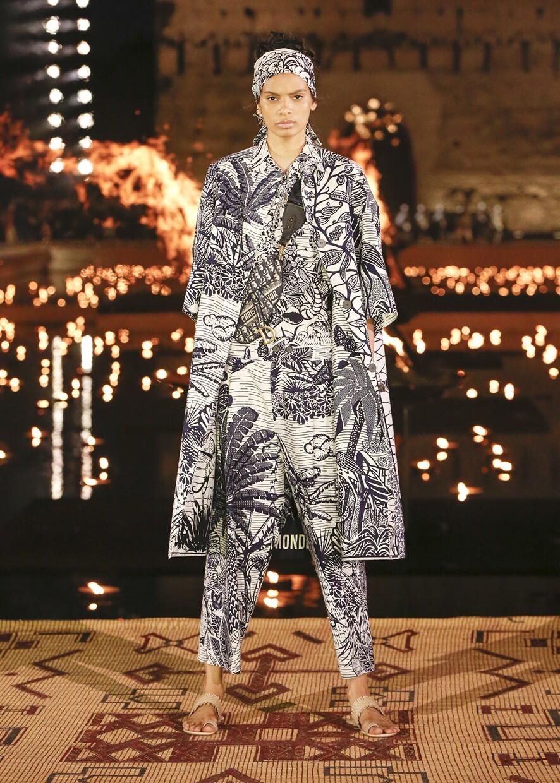 Dior Cruise 2020 Collection Look 61 - Marrakesh