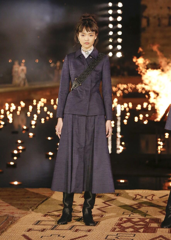 Dior Cruise 2020 Collection Look 63 - Marrakesh