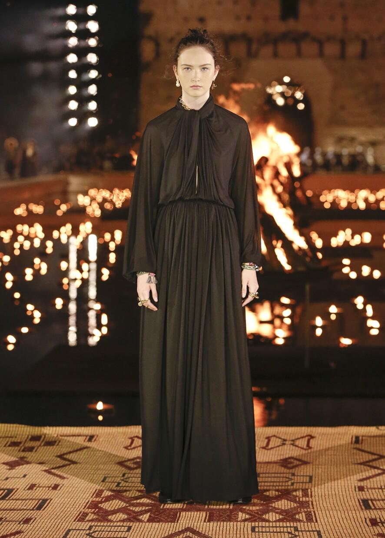 Dior Cruise 2020 Collection Look 64 - Marrakesh