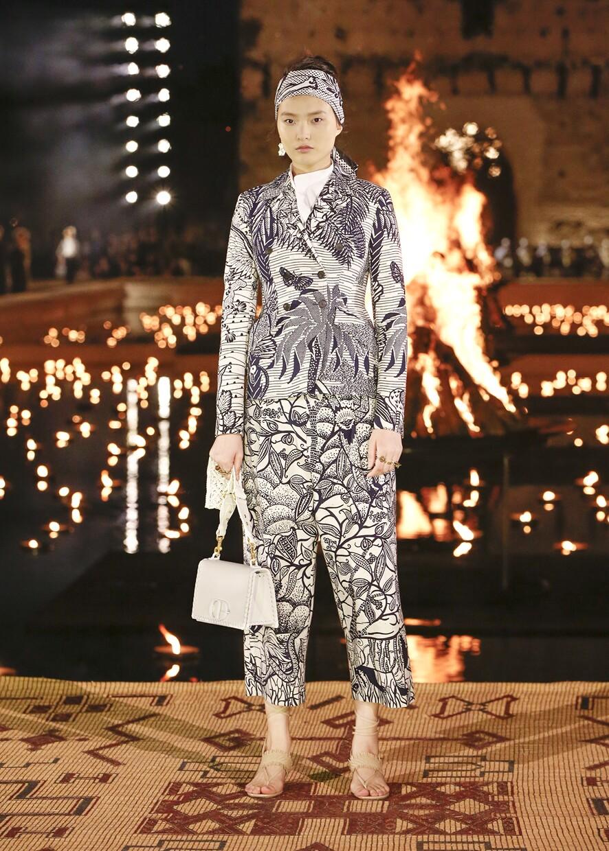 Dior Cruise 2020 Collection Look 65 - Marrakesh