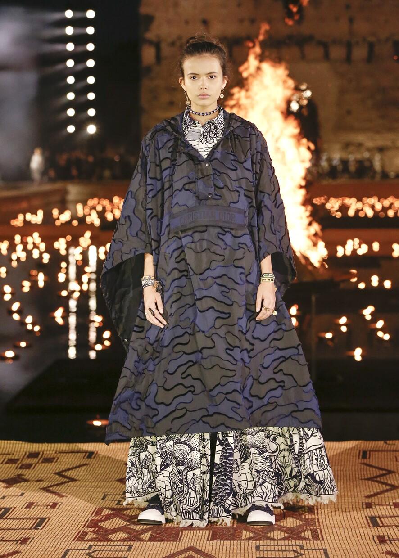 Dior Cruise 2020 Collection Look 69 - Marrakesh