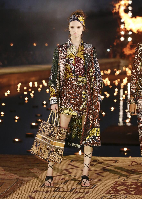 Dior Cruise 2020 Collection Look 7 - Marrakesh