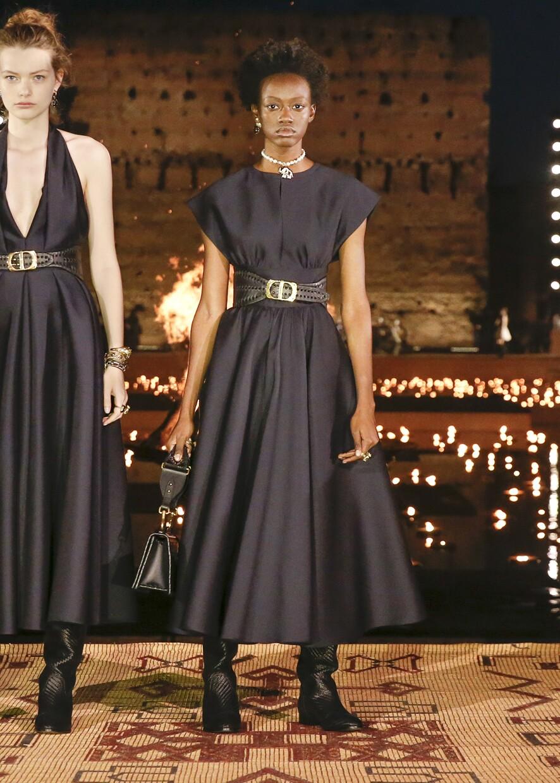 Dior Cruise 2020 Collection Look 70 - Marrakesh