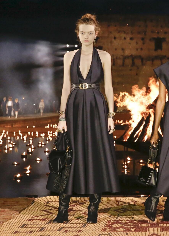Dior Cruise 2020 Collection Look 71 - Marrakesh