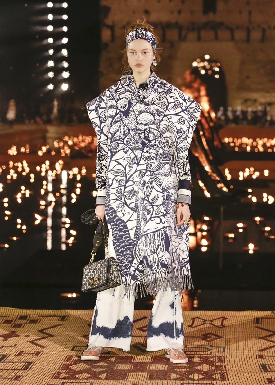 Dior Cruise 2020 Collection Look 74 - Marrakesh