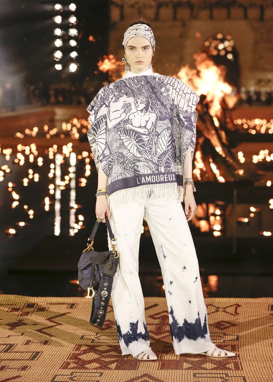 Dior Cruise 2020 Collection Look 76 - Marrakesh